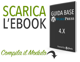 Scarica ebook Guida Wordpress 4.x