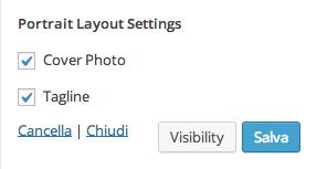 Visualizzare widget solo in alcune pagine grazie al plugin jetpack widget visibility