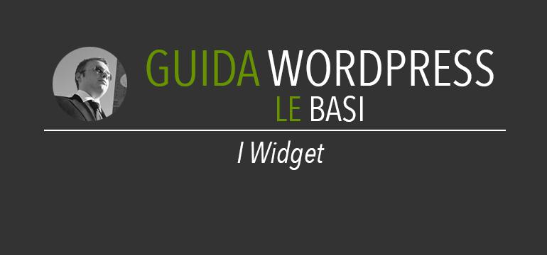 i widget wordpress