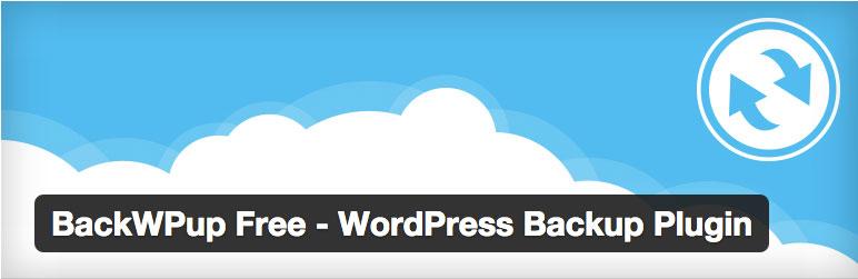 BackWPup - effettuare il backup del database wordpress