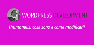 thumbnail wordpress cosa sono e come modificarli