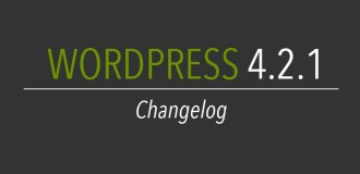 Wordpress 4.2.1 Changelog