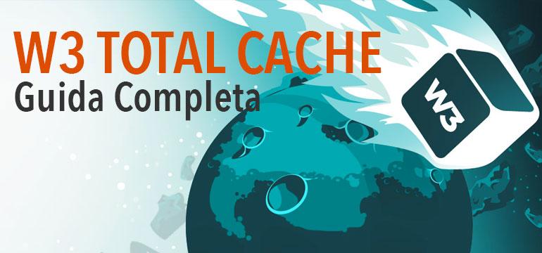 Guida W3 Total Cache - Page Cache