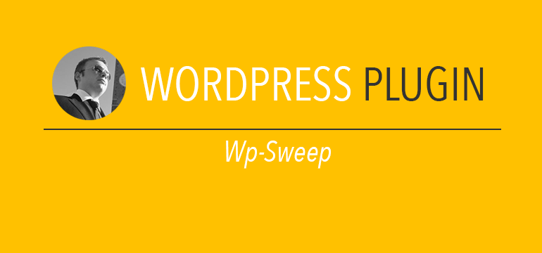 Ottimizzare il database Wordpress con il plugin wp-sweep