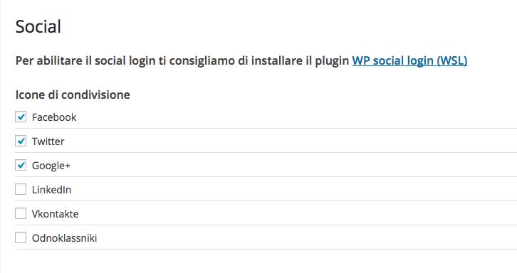 Plugin per commenti WordPress  - De:comments social login