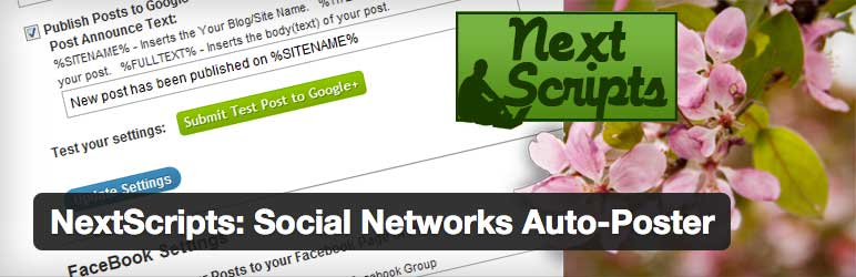 social network autoposter