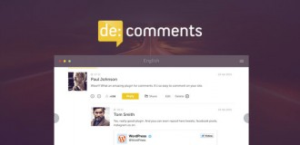 De:Comments, un nuovo plugin per commenti wordpress