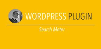 Search Meter un plugin per analizzare le query di ricerca interne in wordpress