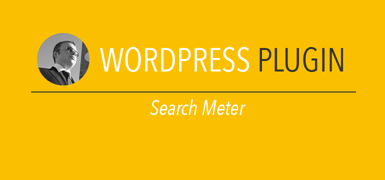 Search Meter un plugin per analizzare le query di ricerca interne in wordpress